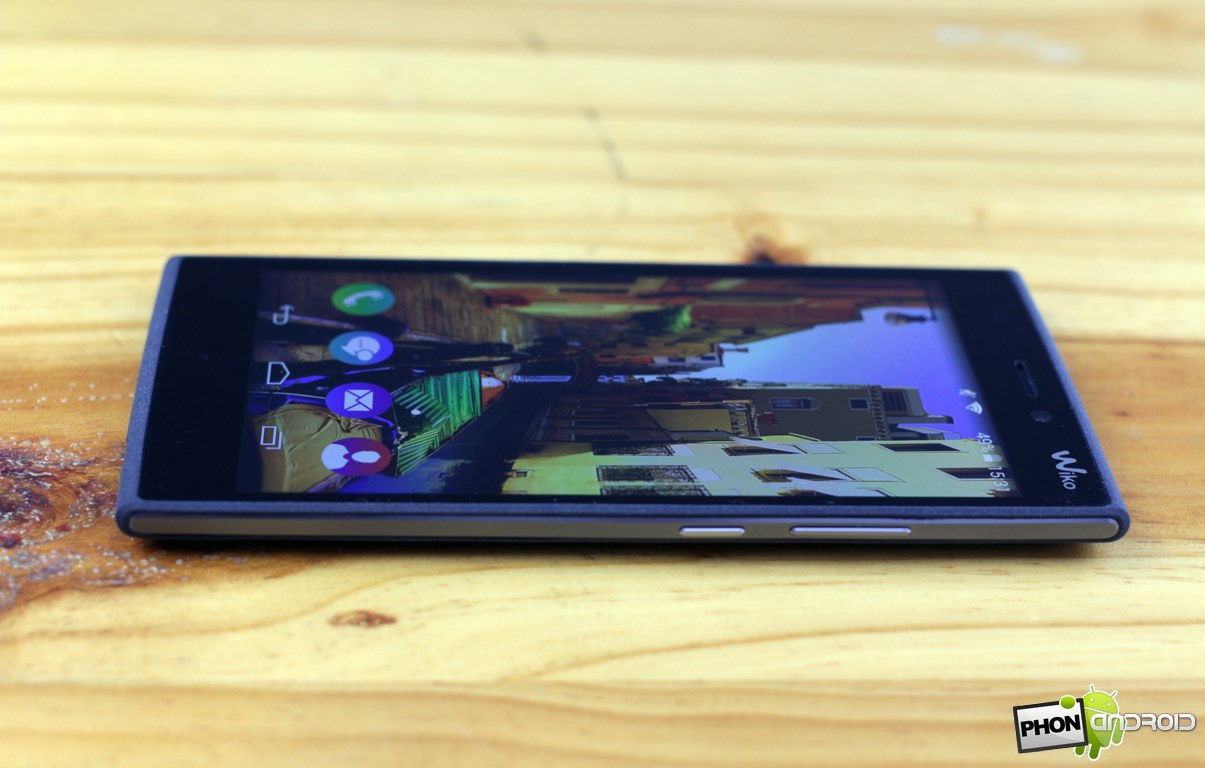 wiko ridge 4g ecran ips