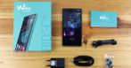 wiko ridge 4g unboxing