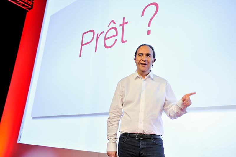 xavier niel strategie marketing free mobile