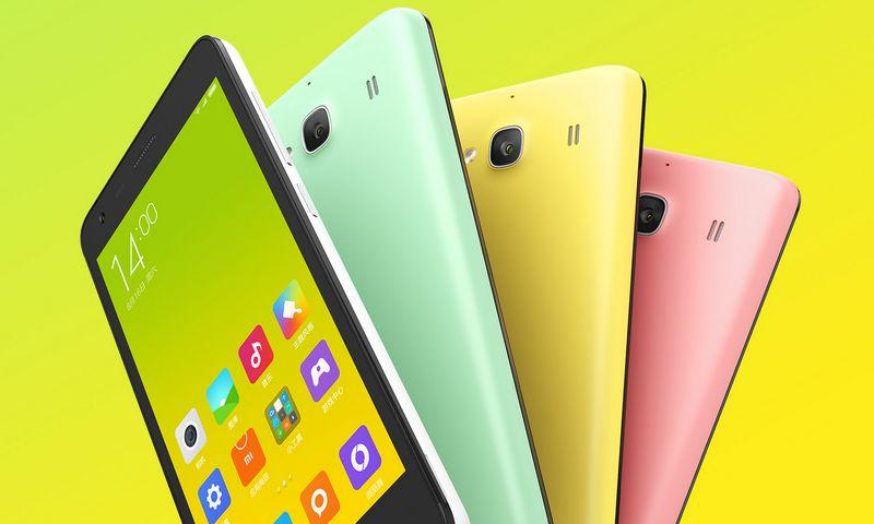 Xiaomi smartphone low-cost