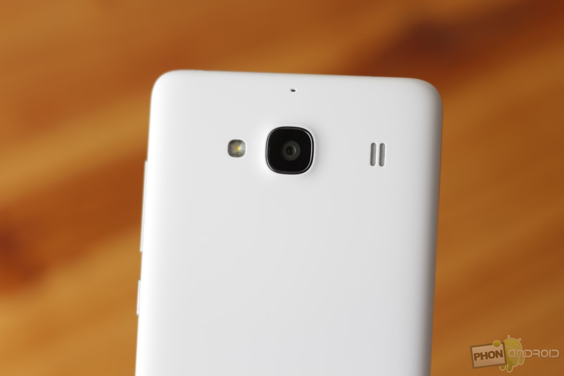 xiaomi redmi 2 appareil photo