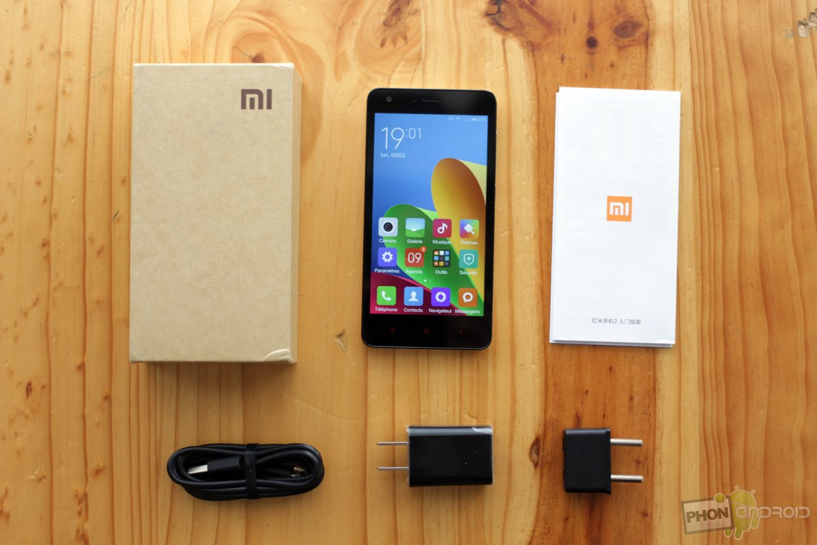xiaomi redmi 2 packaging