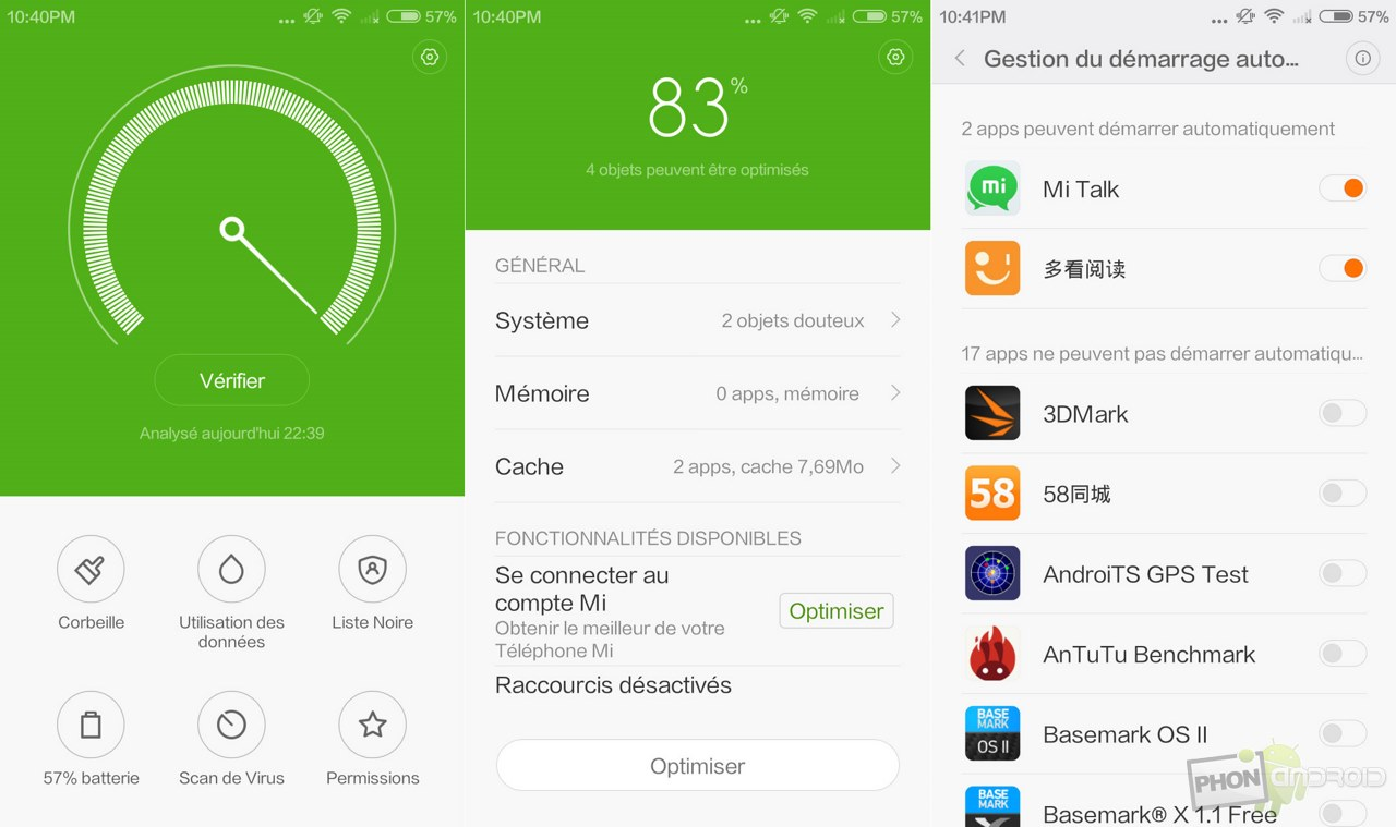 xiaomi redmi 2 securite