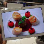 Xperia Z4 Tablet, finesse étonnante
