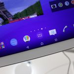 Xperia Z4 Tablet, meilleure luminosité