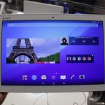 Xperia Z4 Tablet, octo-core