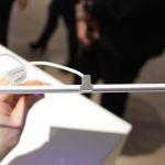 Xperia Z4 Tablet, orientation pro