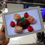 Xperia Z4 Tablet, poids léger