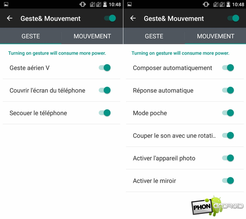 Test ZTE Blade S6 : le gout de l'iPhone 6 sous Android
