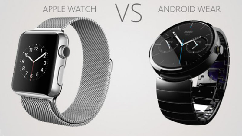 apple watch succes baisse prix smartwatches android wear
