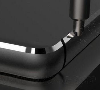 Huawei P8 design