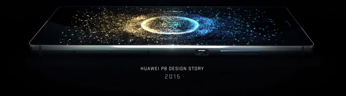 design Huawei P8