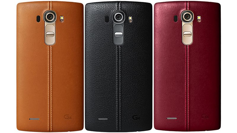 LG G4 capteur photo