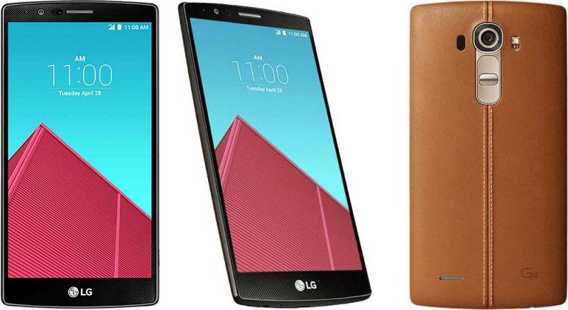 LG G4 date de sortie