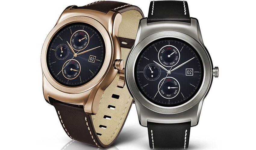 LG Watch Urbane or argent