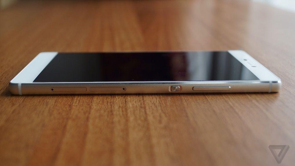 Huawei P8 profil