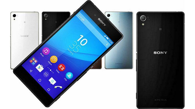 Sony Xperia Z4 Z3+