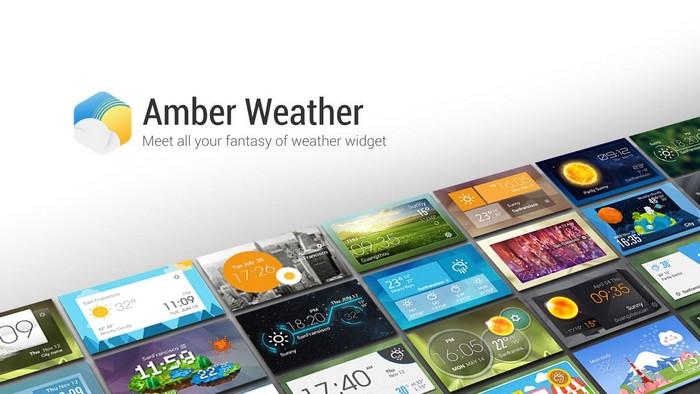amber wheather presentation