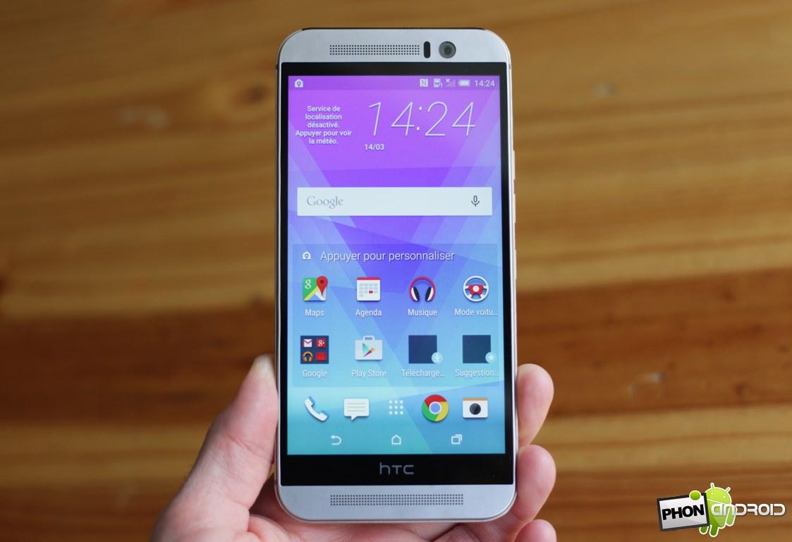 ameliorer autonomie HTC One M9