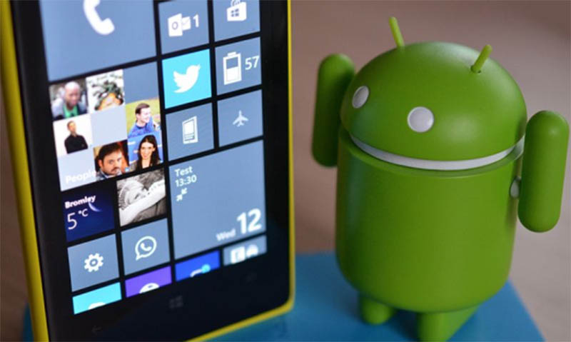 applications android ios windows 10