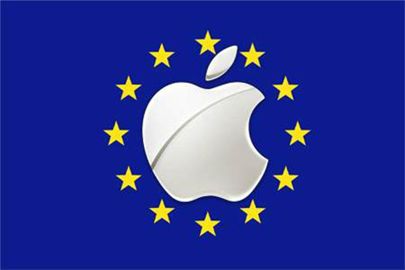 apple viseur commission europeenne