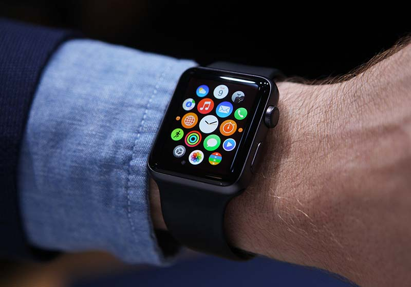 apple watch cadran