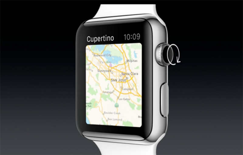 apple watch fonctionnalites