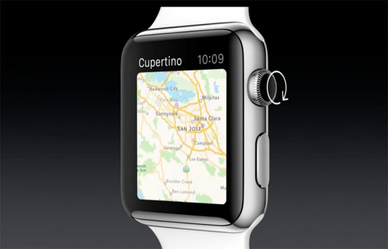 apple watch fonctionnalites