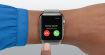 Apple Watch fragile avec des rayures