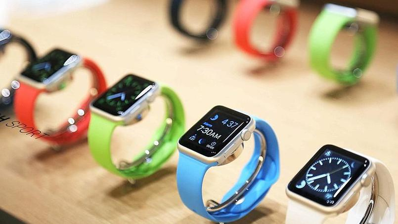 apple watch plus ventes android wear