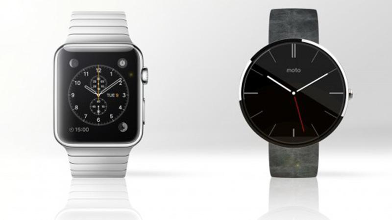 apple watch vs moto 360 design