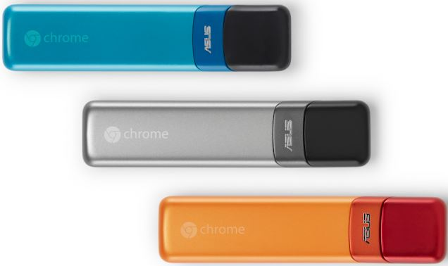 Asus Chromebit coloris