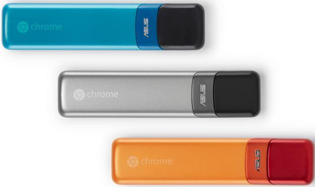 Asus Chromebit coloris