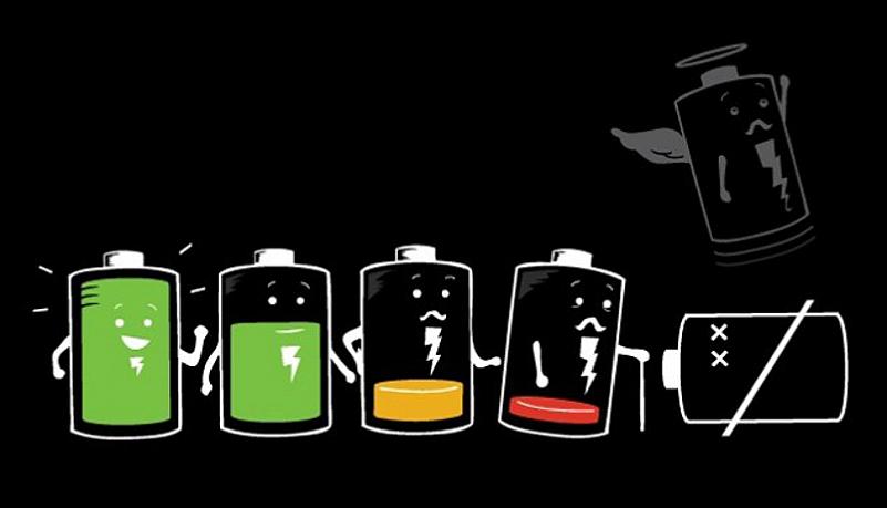 Batterie Lithium, autonomie