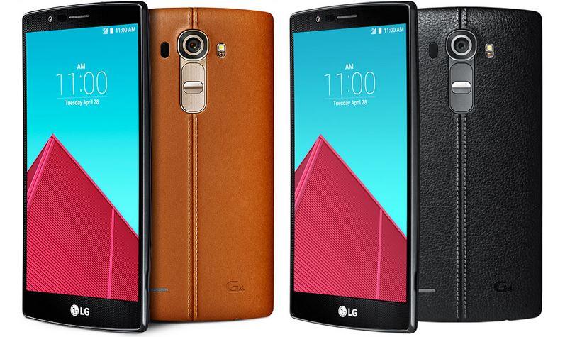 benchmarks LG G4 Snapdragon 808
