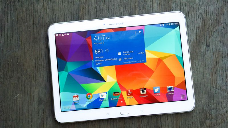 bon plan Galaxy Tab 4