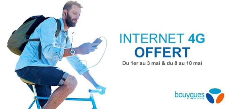 bouygues telecom deux week ends surf illimite