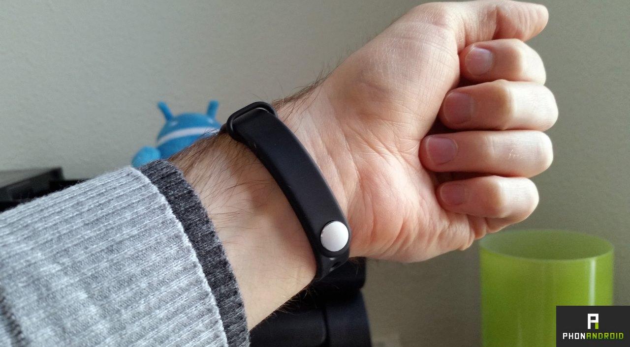 bracelet xiaomi mi band