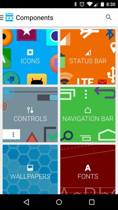 Cyanogen OS 12 personnalisation