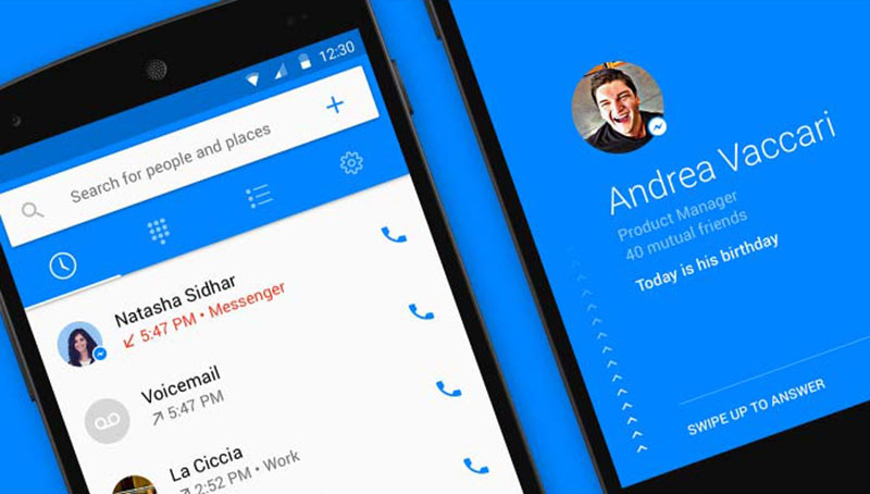 facebook hello remplacer telephone android