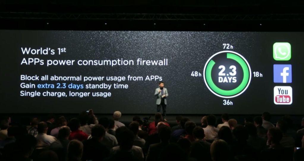 firewall Huawei P8