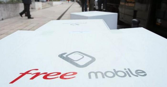free mobile reseau