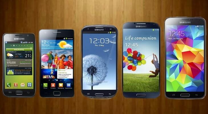 Galaxy S Galaxy S5