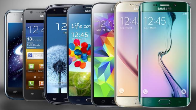 Galaxy S Galaxy S6