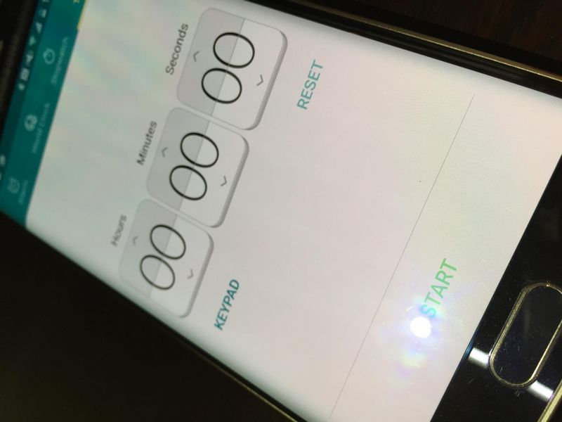 Galaxy S6 Edge pixels morts
