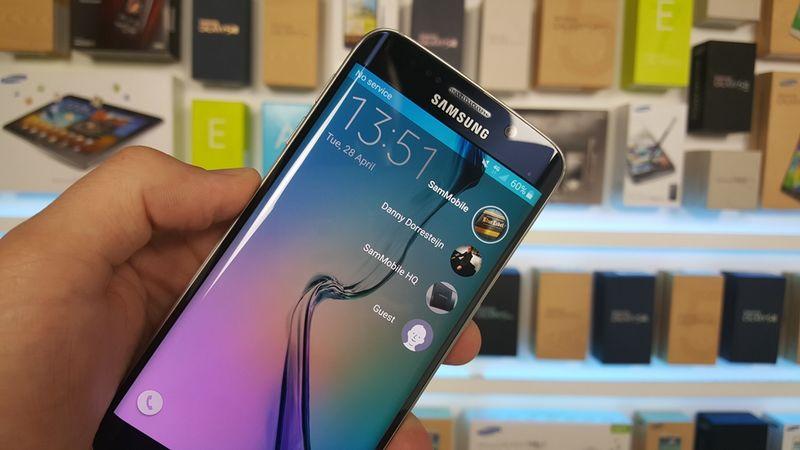 Galaxy S6 Edge multi utilisateurs