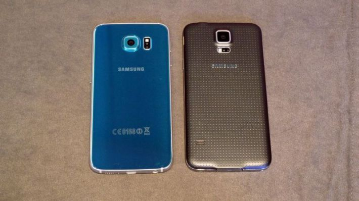 Galaxy S6 Galaxy S5 capteur photo