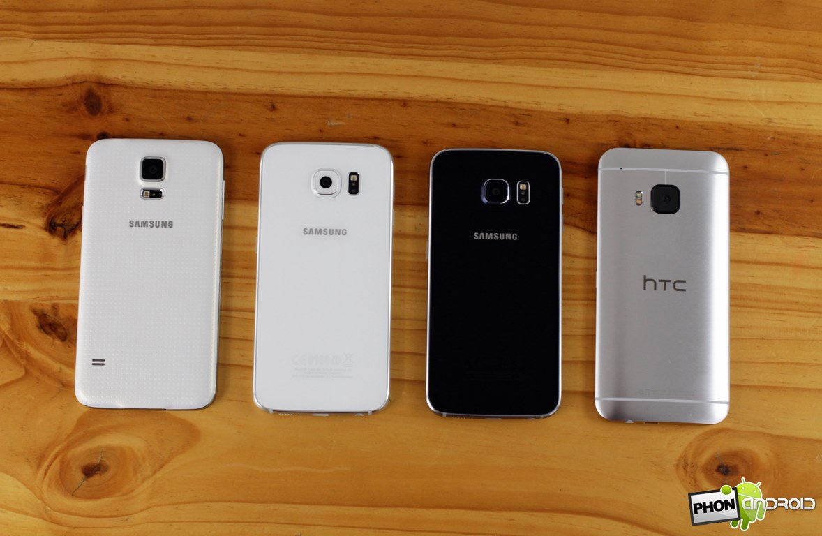 galaxy s6 comparatif design