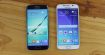 Galaxy S6 vs S6 Edge