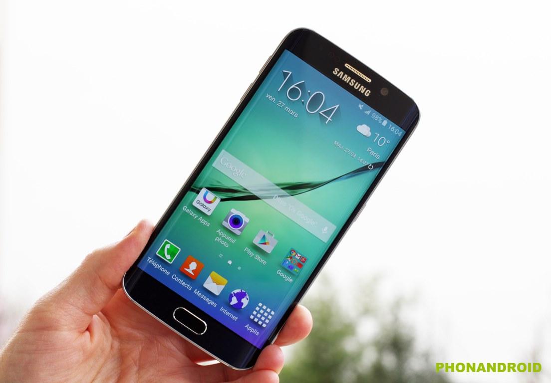 ventes Galaxy S6 Edge